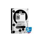 HD WD SATA 3,5´ Black Performance 2TB 7200RPM 64MB Cache SATA 6.0Gb/s - WD2003FZEX