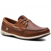 Мокасини CLARKS - Orson Harbour 203575817 Brown Leather