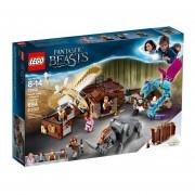 MALETA DE CRIATURAS MÁGICAS DE NEWT LEGO 75952