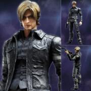 Square Enix Play Arts Kai - Resident Evil 6: Leon S. Kennedy Action Figure