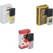 My Tune Combo Kabra Yellow-Silent Love-Younge Heart Red Perfume