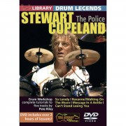 Roadrock International Lick Library: Drum Legends - Stewart Copeland DVD