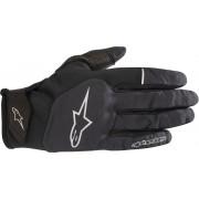 Alpinestars Cascade Tech Vodotěsný jízdní rukavice S Černá Šedá
