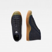 G-Star RAW Rovulc Denim Mid Sneakers - 40