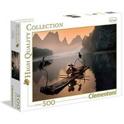 Clementoni The Old Fisherman Puzzle (500 Piece)