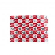 Cosy & Trendy Set de table Coca Cola PVC 43x30cm - Rouge damier rouge et blanc - Coca Cola - Cosy & Trendy
