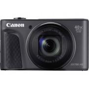 Canon SX730HS Digitalkamera 20 Megapixel Zoom (optisk): 40 x Svart WiFi, Bluetooth, Full HD Video