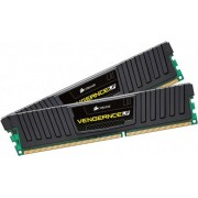 Corsair Vengeance LP 4GB [2x2GB 1600MHz DDR3 CL9 DIMM]