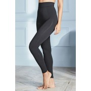 Next Firm Control WOW Leggings - Black - Womens Trousers