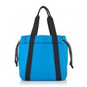 Crumpler Plog Tote-Handtasche hellblau