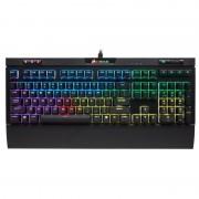 Corsair Strafe RGB MK.2 Teclado Mecânico Gaming Retroiluminado Cherry MX Silent Preto