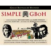 C3i: Simple Great Battles of History Battle Manual