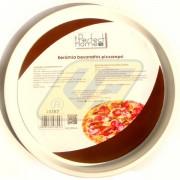Perfect Home 10363 Pizzatepsi 32 cm kerámia bevonattal