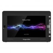 Televizor portabil Kruger Matz, 9 inch, DVB-T2, PVR-Ready, full HD, negru