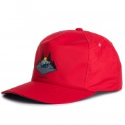 Шапка с козирка COLUMBIA - Washed Out Ball Cap 1840061 Red 613