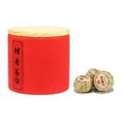 WANG Selection Prémium Pu-erh tea zöld mandarinban - díszbozos 6db