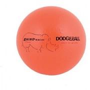 Champion Sports Rhino Skin Dodgeball (Neon Orange 6 )