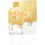 Perfume CK One Gold EDT 200ml Calvin Klein