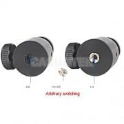 """ELECTROPRIME� Universal Mini 360° Tripod Ball Head w/ 1/4"""" Camera Screw for Camera Tripod"""