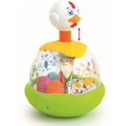 Jucarie interactiva Egg Spinner