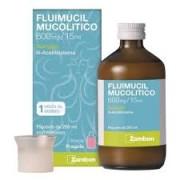 Zambon Fluimucil Muc, 600 Mg/15 Ml Sciroppo Flacone 200 Ml