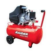 Компресор, Raider RD-AC02, 50L, 1.5kW (3800123123368)