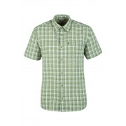 Mountain Warehouse Bawełniana koszula - Green