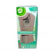 Odorizant camera Air Wick aparat + rezerva Freesia & Jasmine