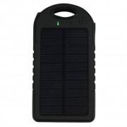 Solárna nabíjačka powerbank 5 000 mAh