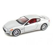 2008 Maserati Gran Turismo 1/24 Silver