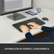 Logitech Kit de Teclado y Mouse Logitech MK540 Advance Inalámbrico 920-008673