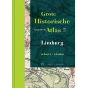 Atlas - Opruiming Grote Historische topografische atlas Limburg   Nieuwland