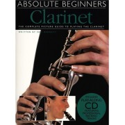 Music Sales Absolute Beginners: Clarinet