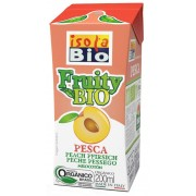 Nectar bio de piersici Fruity 200ml