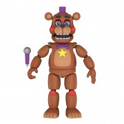 Five Nights at Freddy's Pizza Simulator Rockstar Freddy Action Figure