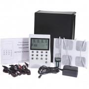Aparat de electrostimulare profesional TENS si EMS de 4 canale si 50 programe
