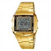 Casio reloj de banco de datos digitales DB360G-9A - oro + negro (sin caja)