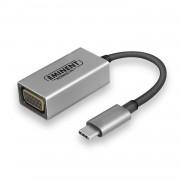 Eminent USB-C naar VGA adapter