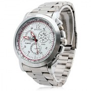 MenS Watch Circle Cool Movement Lcd Multi-Function Square-AELKCP007
