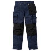 Carhartt Multi Pocket Ripstop Byxor 30 Blå