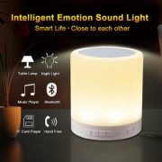 Led Lamp with Bluetooth speaker by Hy Touch