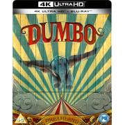 Disney Dumbo 4K Ultra HD (incluye Blu-ray 2D) - Steelbook Edición Limitada Exclusivo de Zavvi (Edición GB)