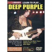 Roadrock International Lick Library: Learn To Play Deep Purple DVD