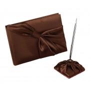 Caiet Impresii si Pix Ciocolatiu. COD GB412BR