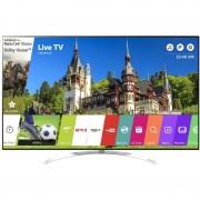 Televizor Smart LED LG 139 cm Ultra HD 55SJ850V, WiFi, USB, CI+, White
