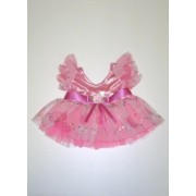 "Pink Passion Hearts Dress Outfit Teddy Bear Clothes Fit 14"" - 18"" Build-a-bear, Vermont Teddy Bears,"