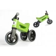 Futóbicikli FUNNY WHEELS 2in1 - zöld
