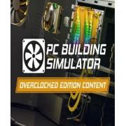 PC BUILDING SIMULATOR - OVERCLOCKED EDITION CONTENT (DLC) - STEAM - MULTILANGUAGE - WORLDWIDE - PC