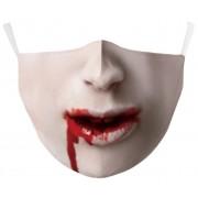 VAMPIRE - Ochranné rúško tváre 100% polyester