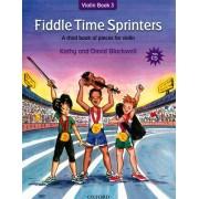 Oxford University Press Fiddle Time Sprinters 3 +CD